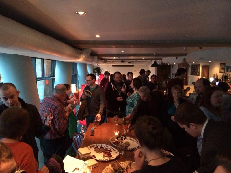 busy restaurant scene. Busy Crowd Scene! Restaurant Scene
